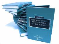 The Blackwell Encyclopedia of Sociology: 11 Volume Set (Hardback)