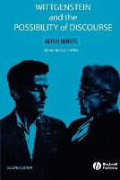 Wittgenstein and the Possibility of Discourse (Paperback)
