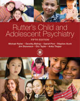Rutter's Child and Adolescent Psychiatry (Hardback)
