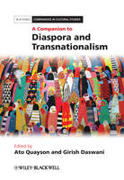 A Companion to Diaspora and Transnationalism - Blackwell Companions in Cultural Studies (Hardback)