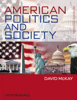 American Politics and Society - CourseSmart (Paperback)