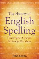 The History of English Spelling - The Language Library (Paperback)