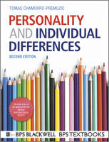 Personality and Individual Differences - BPS Textbooks in Psychology (Paperback)