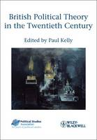 British Political Theory in the Twentieth Century - Political Studies Special Issues (Paperback)