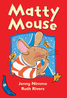 Matty Mouse: Blue Banana - Banana Books (Paperback)