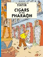 Cigars of the Pharaoh - The Adventures of Tintin (Paperback)