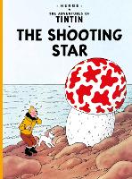 The Shooting Star - The Adventures of Tintin (Paperback)