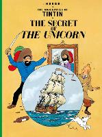 The Secret of the Unicorn - The Adventures of Tintin (Paperback)
