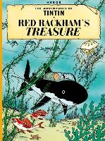 Red Rackham's Treasure - The Adventures of Tintin (Paperback)