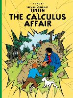 The Calculus Affair - The Adventures of Tintin (Paperback)
