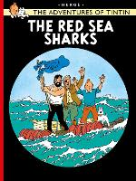 The Red Sea Sharks - The Adventures of Tintin (Paperback)