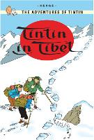Tintin in Tibet - The Adventures of Tintin (Paperback)