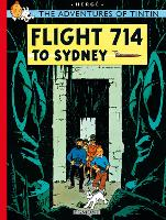 Flight 714 to Sydney - The Adventures of Tintin (Paperback)