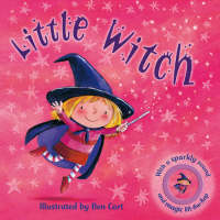 Little Witch (Board book)