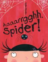 Aaaarrgghh, Spider (Board book)