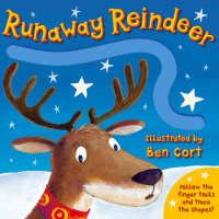 Runaway Reindeer (Board book)