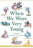 When We Were Very Young - Winnie-the-Pooh (Hardback)