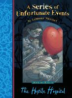 The Hostile Hospital - A Series of Unfortunate Events 8 (Paperback)