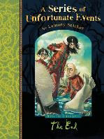 The End - A Series of Unfortunate Events 13 (Paperback)