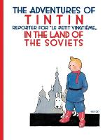 Tintin in the Land of the Soviets - The Adventures of Tintin (Paperback)