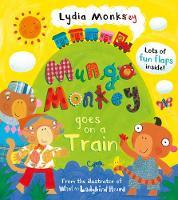 Mungo Monkey goes on a Train - Mungo Monkey