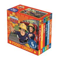 Fireman Sam Pocket Library (Hardback)