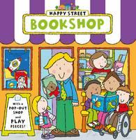 Happy Street: Bookshop