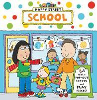 Happy Street: School - Happy Street (Hardback)