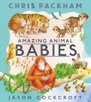 Amazing Animal Babies (Hardback)