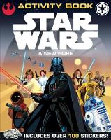 Star Wars: A New Hope: Activity Book (Paperback)