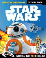 Star Wars: Droid Adventures Activity Book: Includes Over 100 Stickers (Paperback)