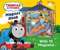 Thomas & Friends: Engines to the Rescue! Magnet Book (Board book)