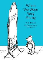 When We Were Very Young - Winnie-the-Pooh - Classic Editions (Paperback)