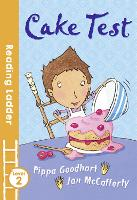 Cake Test - Reading Ladder Level 2 (Paperback)