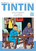 The Adventures of Tintin Volume 2 (Hardback)
