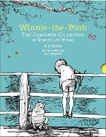 Winnie-the-Pooh: The Complete Collection of Stories and Poems: Hardback Slipcase Volume - Winnie-the-Pooh - Classic Editions (Hardback)