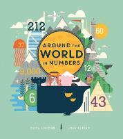 Around the World in Numbers (Hardback)