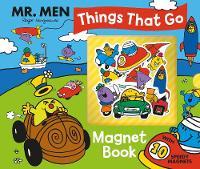 Mr. Men: Things That Go Magnet Book