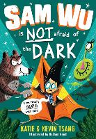 Sam Wu is NOT Afraid of the Dark! (Paperback)