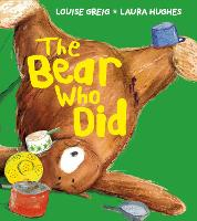 The Bear Who Did (Paperback)