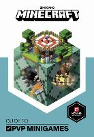Minecraft Guide to PVP Minigames: An Official Minecraft Book from Mojang (Hardback)