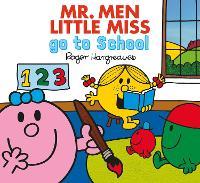 Mr Men go to School