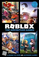 Roblox Top Adventure Games (Hardback)