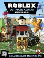 Roblox Ultimate Avatar Sticker Book (Paperback)