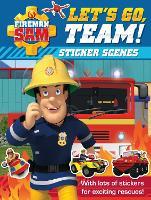 Fireman Sam: Let's Go, Team! Sticker Scenes