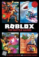 Roblox Top Battle Games (Hardback)