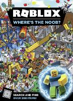 Roblox Where's the Noob? Search and Find Book (Hardback)