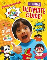 Ryan's World Ultimate Guide (Paperback)
