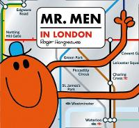 Mr. Men in London - Mr. Men and Little Miss Picture Books (Paperback)