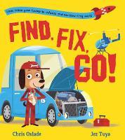 Find, Fix, Go! (Paperback)
